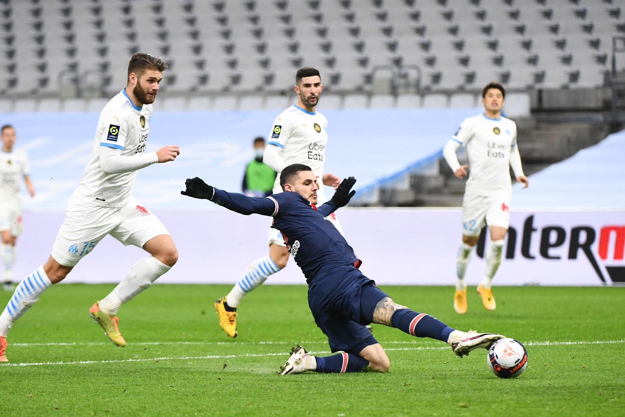 """OM/PSG - Icardi souligne l'importance de la victoire """"on a joué un peu comme une finale"""""""