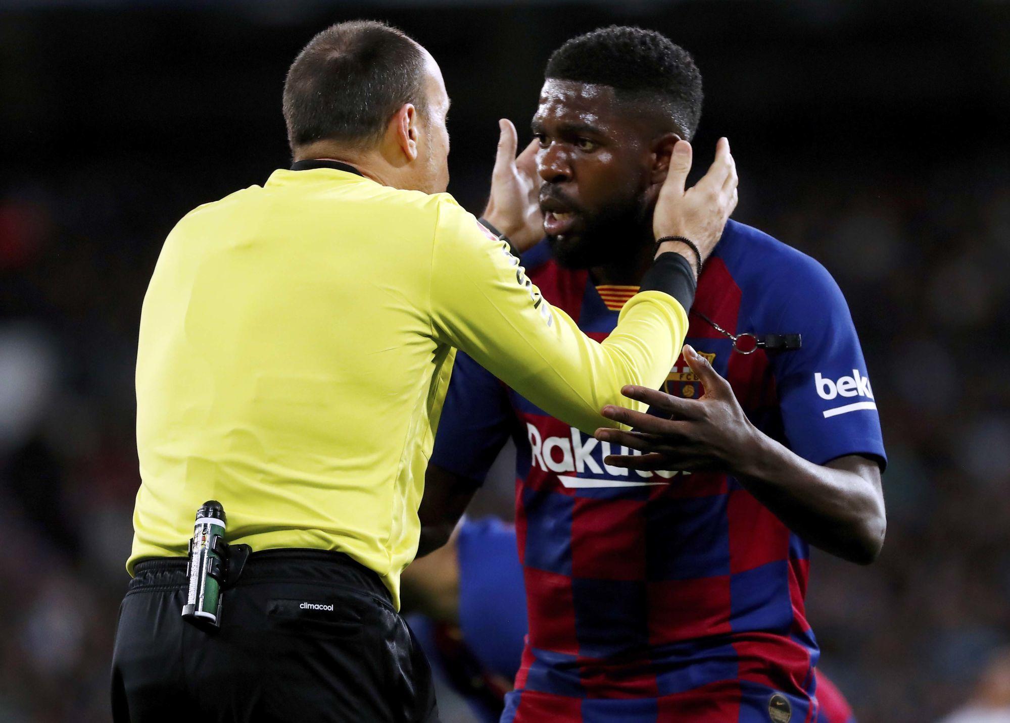 Barça/PSG - Avec Lenglet et Umtiti «le PSG est qualifié dès le match aller», annonce Hermel
