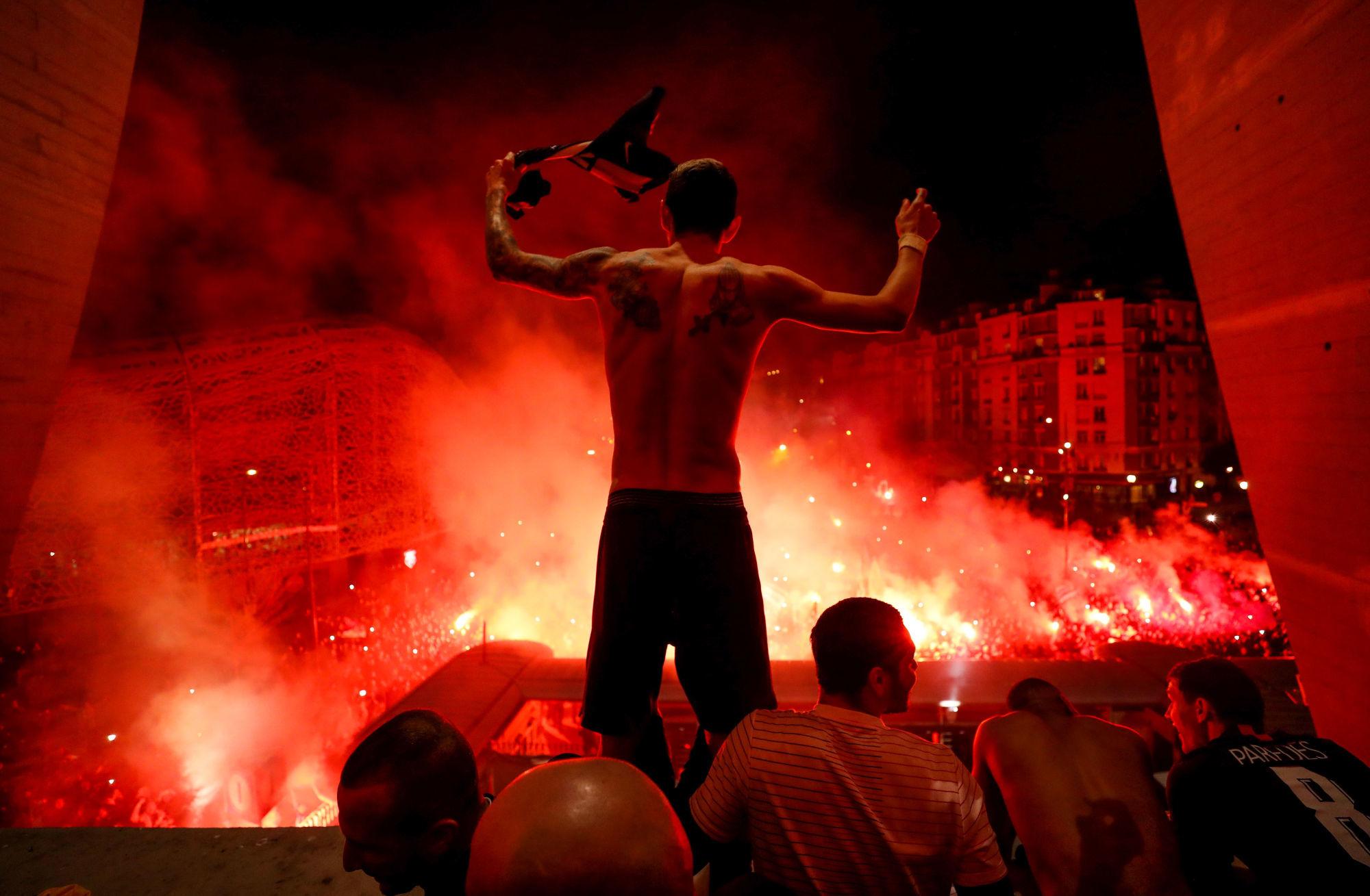 Icardi évoque l'absence des supporters et l'ambiance «magnifique» du Parc des Princes