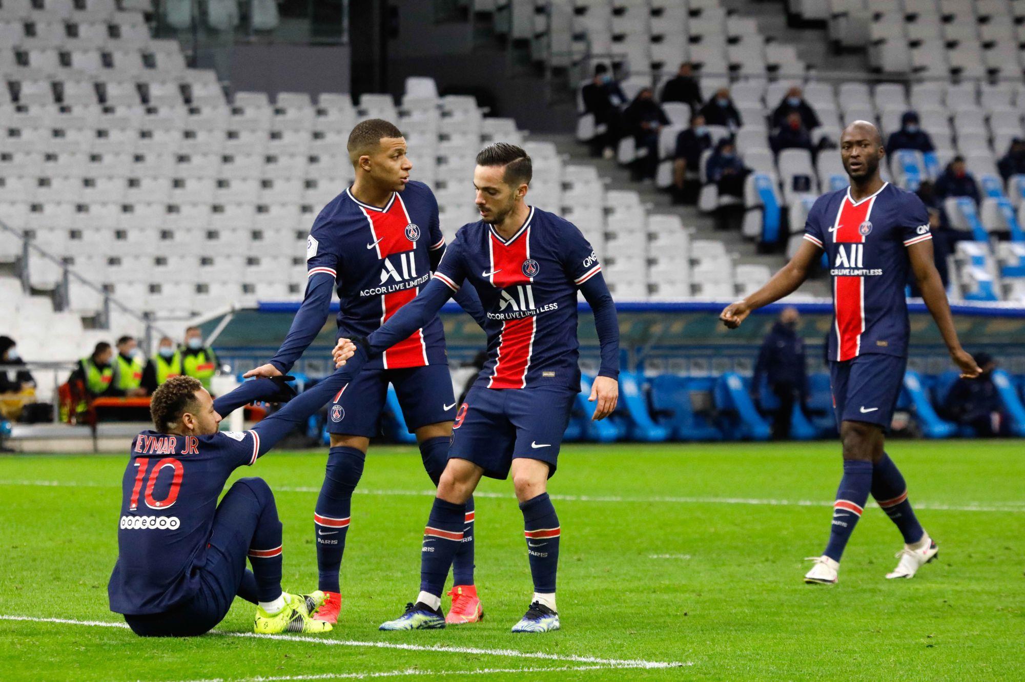 """Roustan attend de voir le PSG avec Neymar, qui doit éviter de """"créer des déséquilibres"""""""