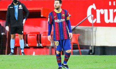 Mercato - Une offre du PSG à Messi de nouveau évoquée
