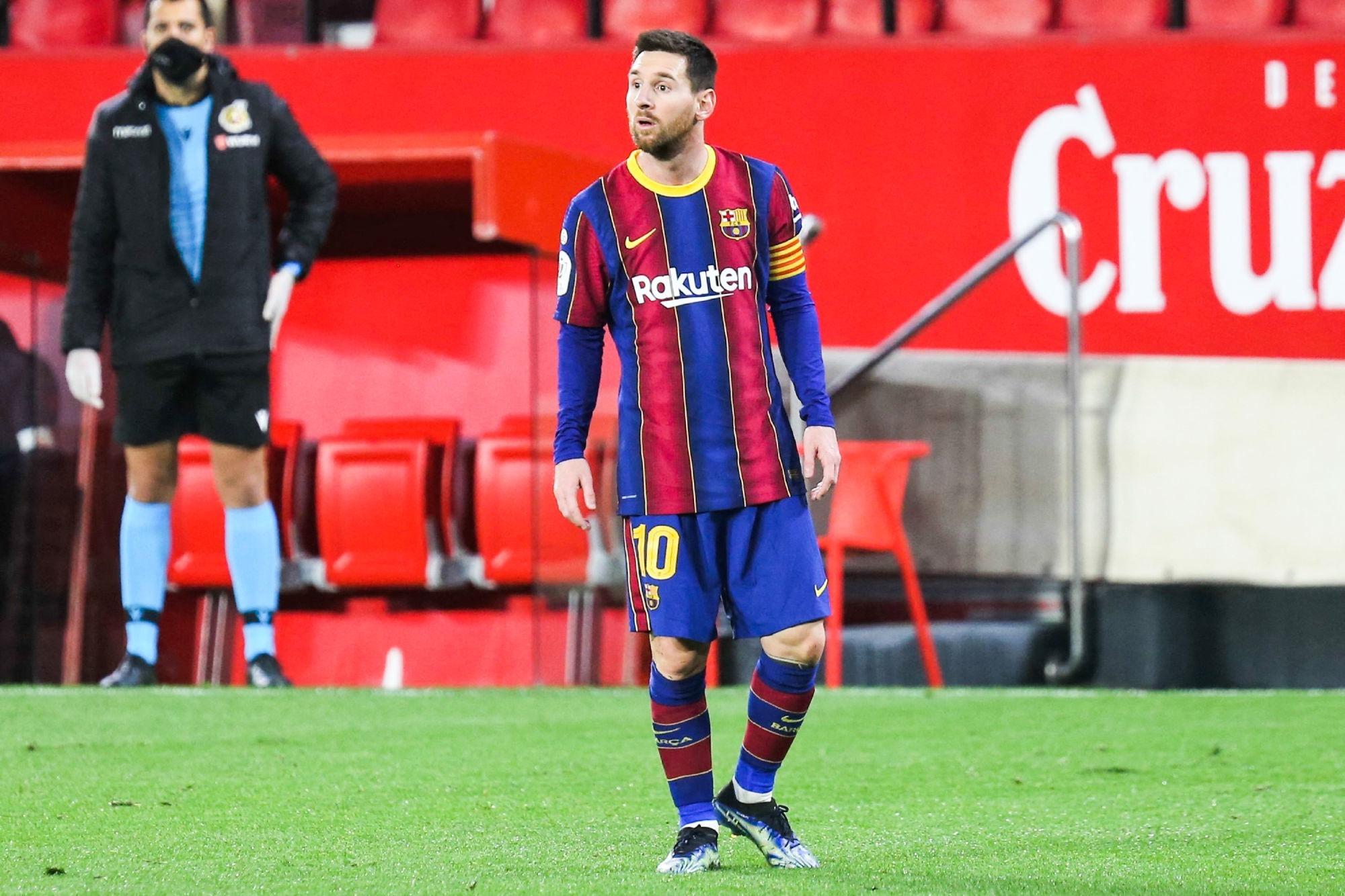 Mercato - Messi, évoqué au PSG, quitte officiellement le Barça !