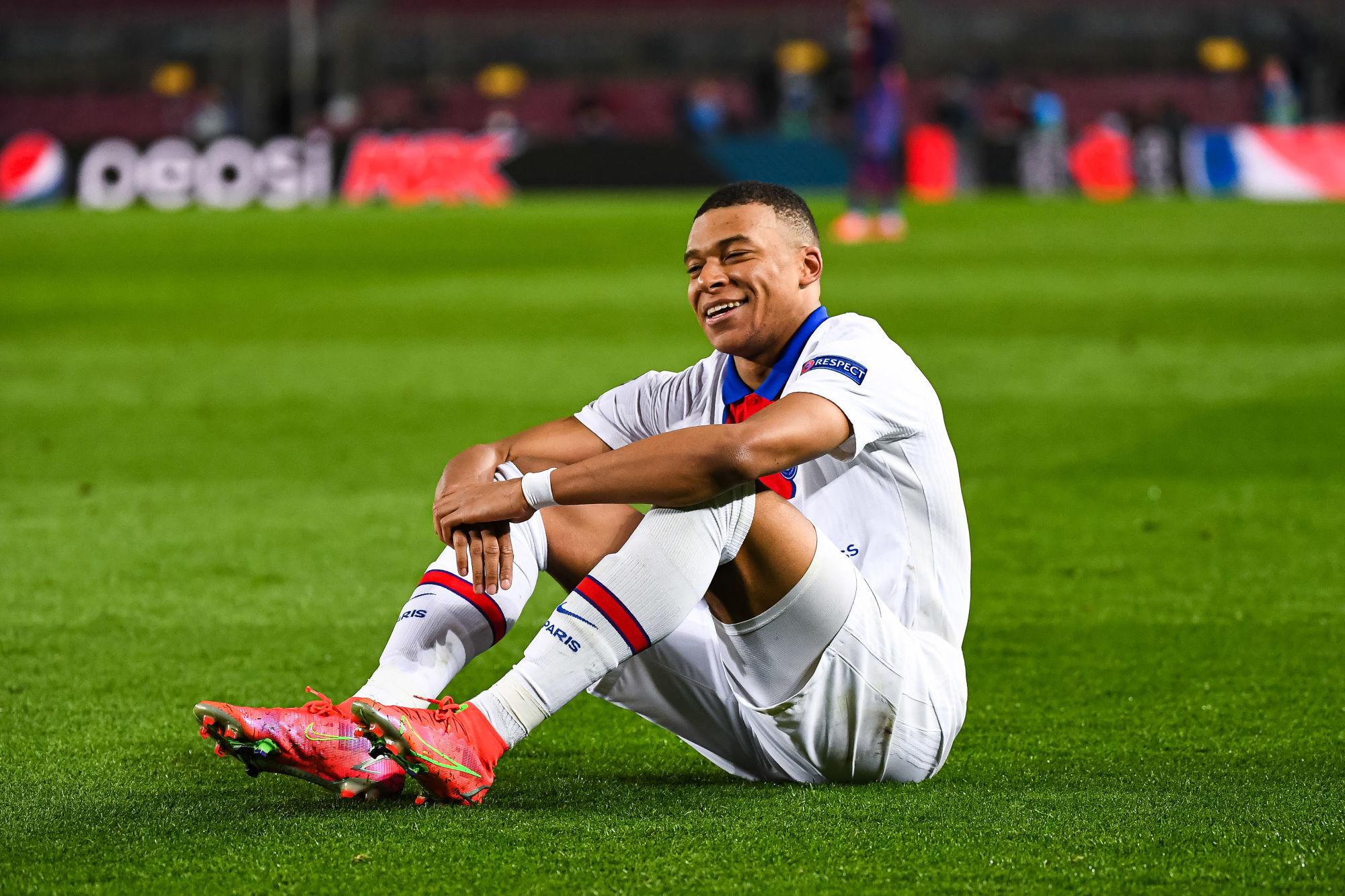 Après sa performance contre Barcelone, Mbappé est très loin du Real Madrid selon Valdano