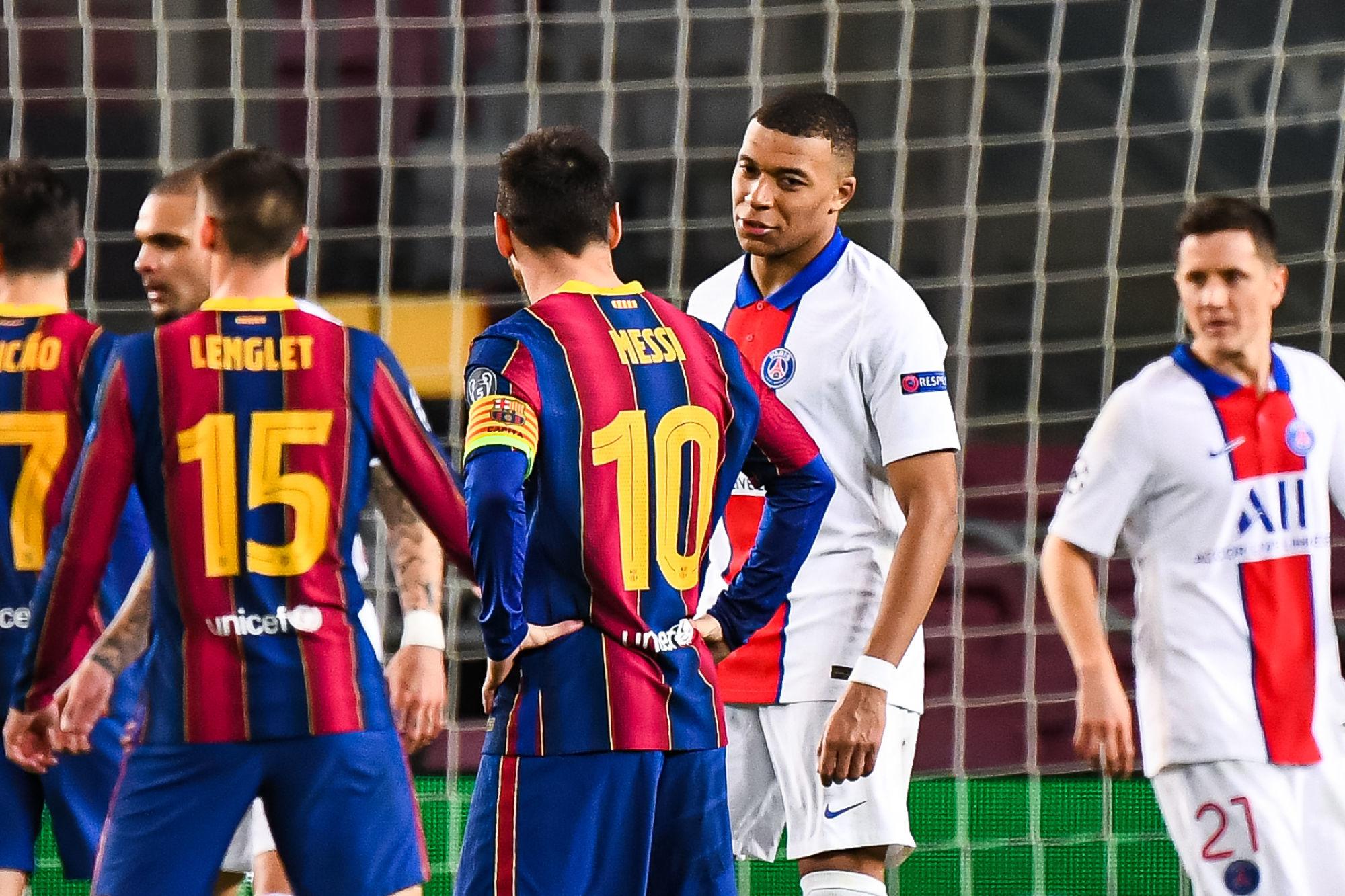 """Mercato - Le PSG a """"pris la tête"""" dans le dossier Messi, selon Bechler"""