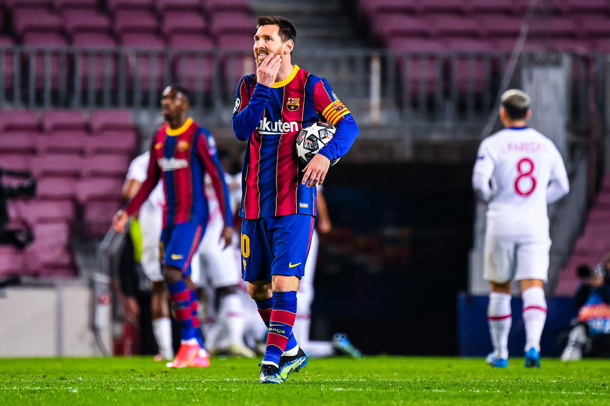 Mercato - Messi, évoqué au PSG, a refusé de prolonger au Barça
