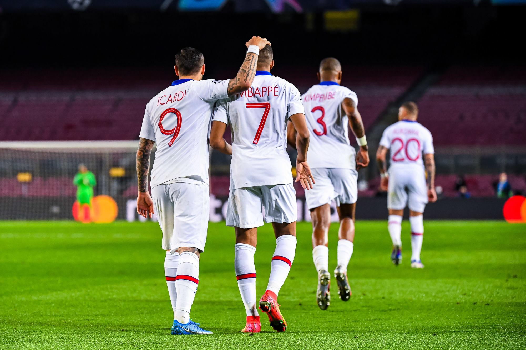 Barcelone/PSG - Rothen voit «une vraie cohésion d'équipe», au PSG
