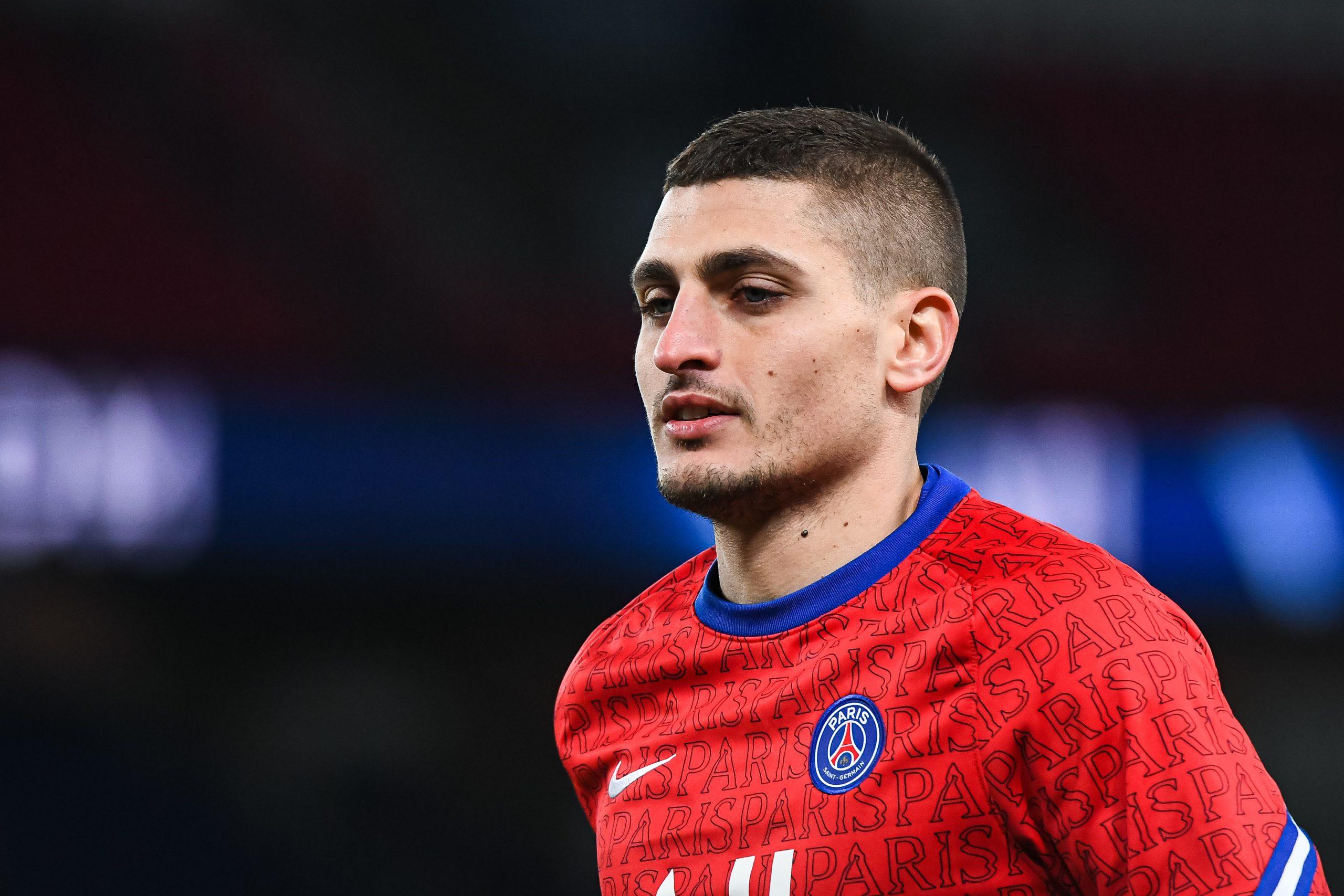 Verratti doit passer des examens, inquiétudes pour PSG/Lille