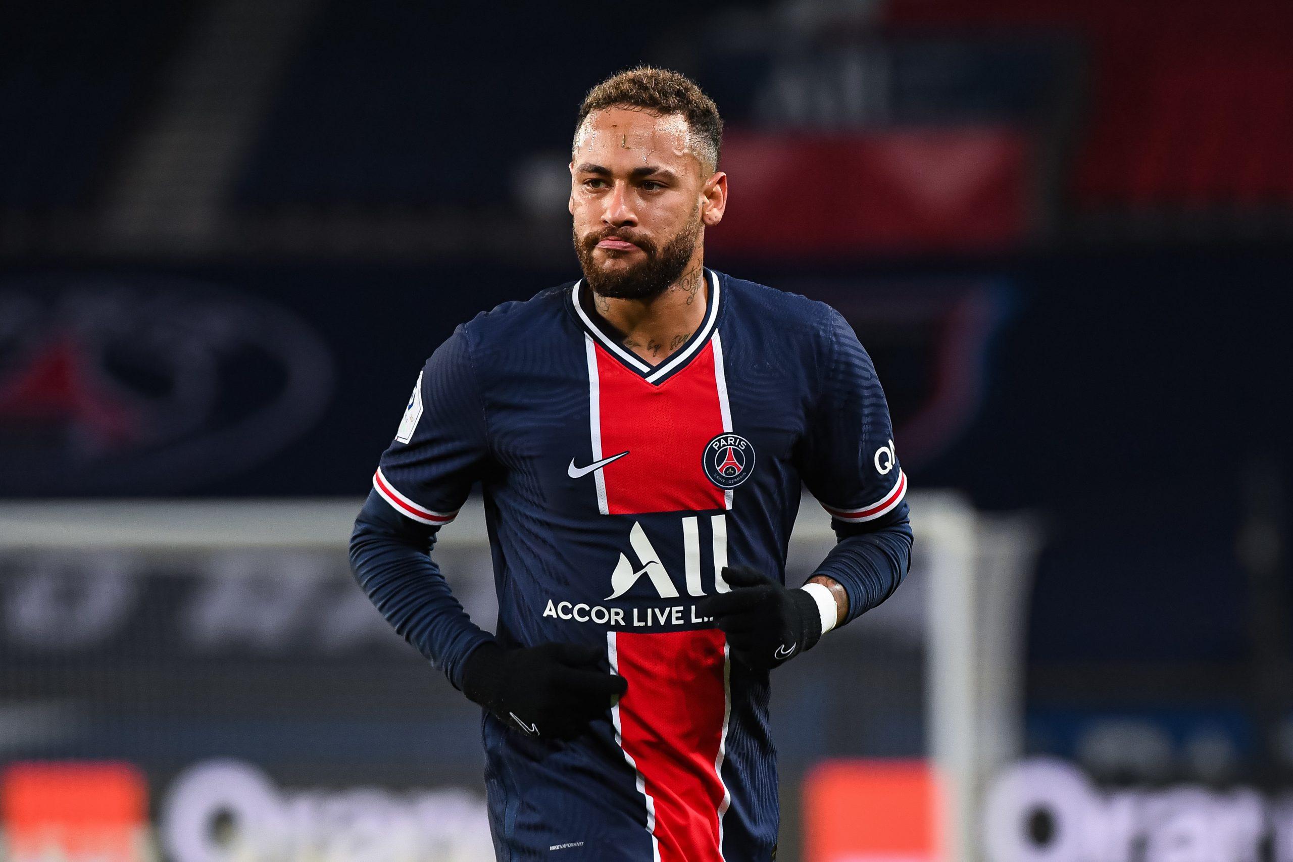 Brest/PSG - Neymar et Verratti ont fait le début de l'entraînement avec le groupe ce vendredi