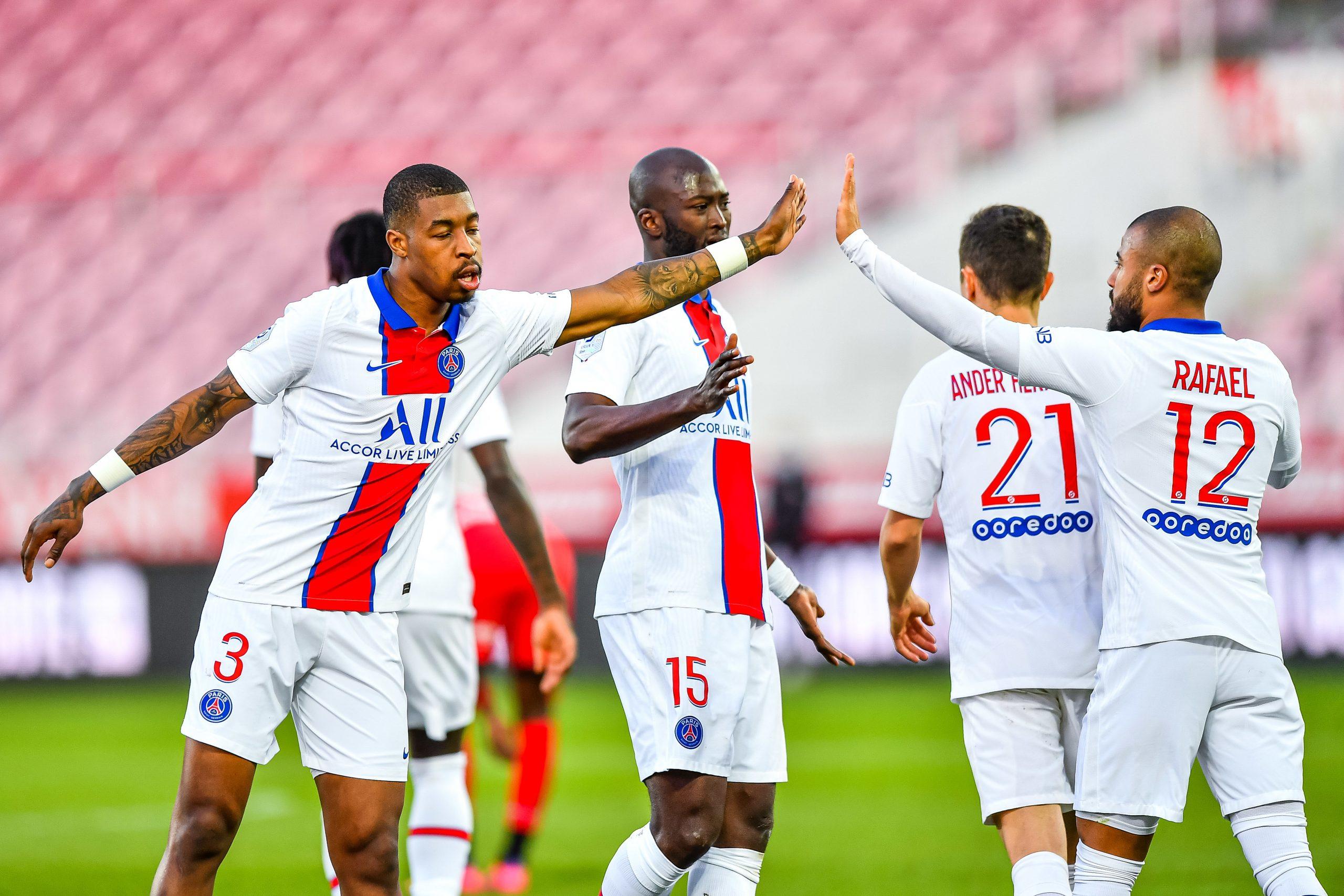Kimpembe a joué face à Dijon malgré une rage de dents