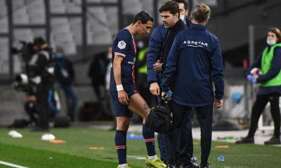 Barça/PSG - L'absence de Di Maria est «un gros coup dur» pour Paris, souligne Tarrago