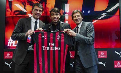 Lucas Paquetá remercie Leonardo, qui l'a «beaucoup aidé»