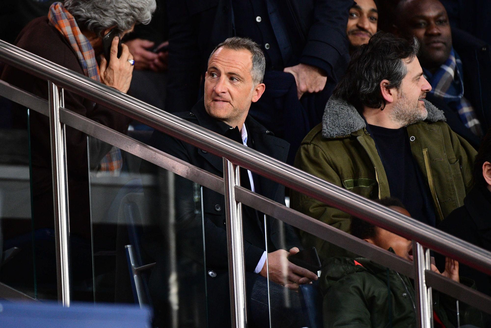 "Algerino évoque le duo Leonardo/Pochettino au PSG ""des mecs brillants"""