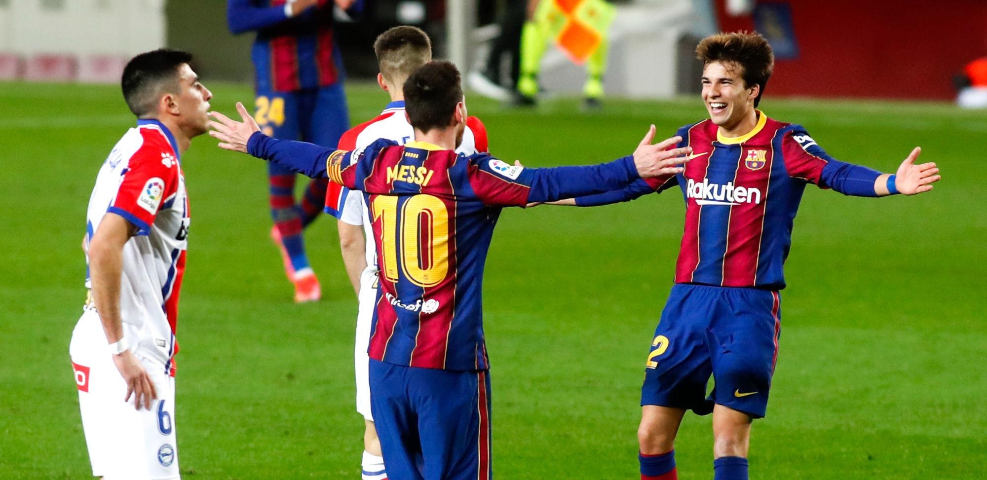 Barcelone/PSG - Riqui Puig a «hâte d'y être»