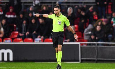 Montpellier/PSG - Pignard arbitre de la demi-finale, peu de jaunes beaucoup de rouges