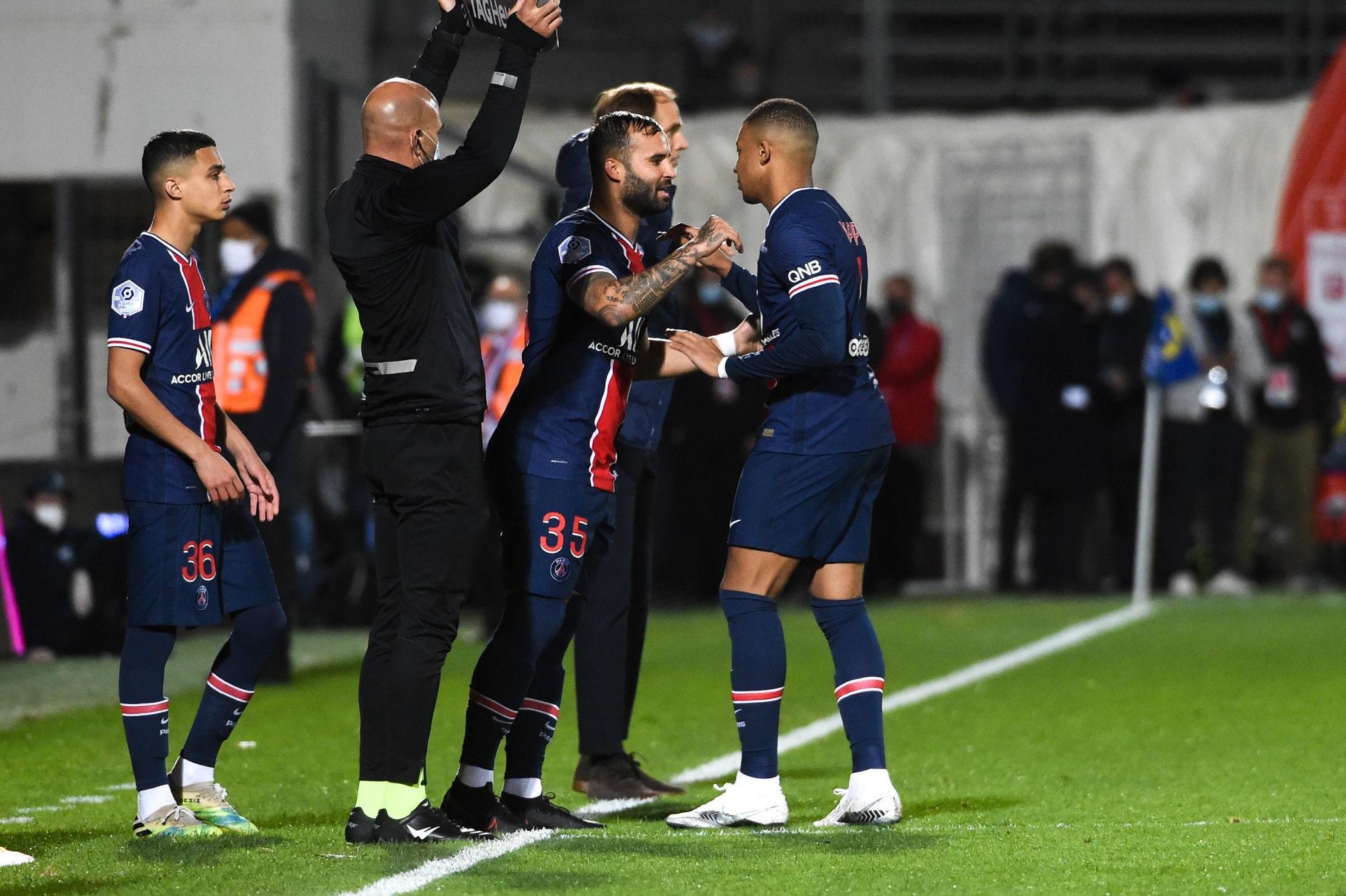 """Jesé assure que """"Mbappé a très envie d'aller à Madrid"""""""