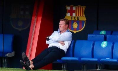 Barcelone/PSG - Koeman se montre confiant pour l'avenir de Messi