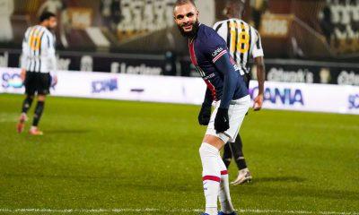 Le but de Kurzawa à Angers élu plus beau but du PSG en janvier