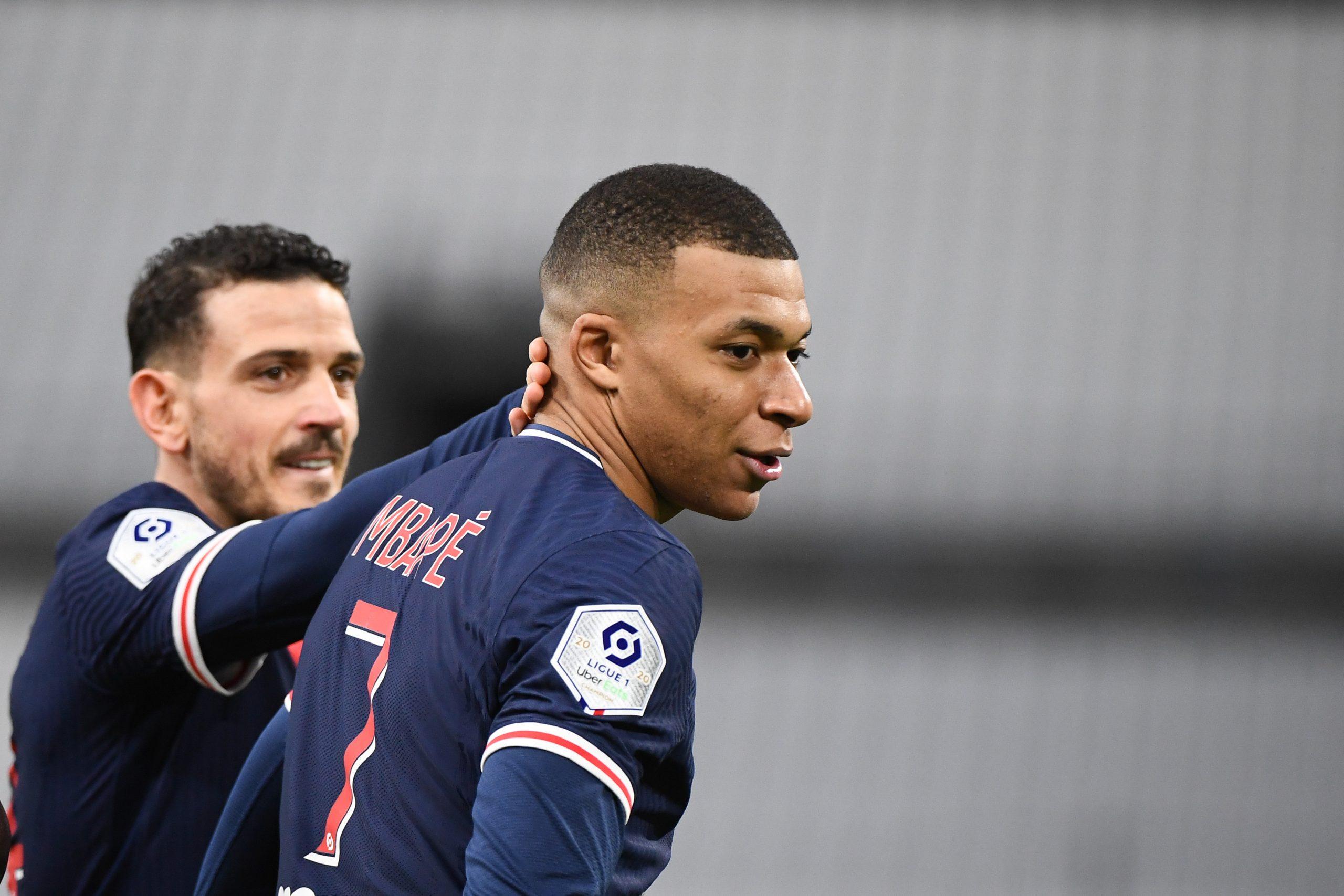 """OM/PSG - Mbappé souligne l'intensité des Classicos cette saison et un Paris """"sérieux"""""""