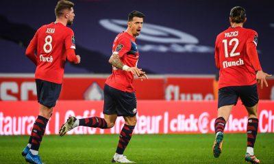 Ligue 1 - Le LOSC évite la défaite contre Strasbourg grâce à une tête de Fonte