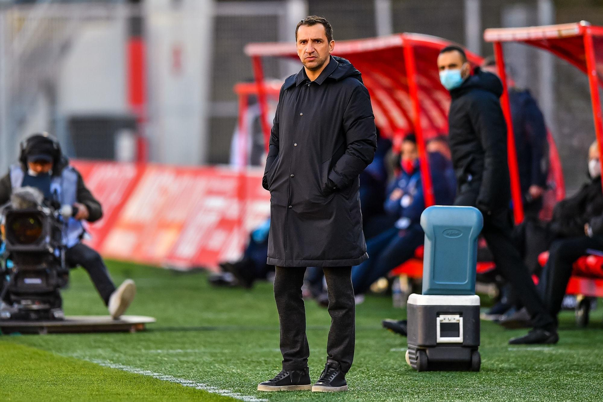 "Dijon/PSG - Linarès concède ""On n'a jamais su rivaliser"""