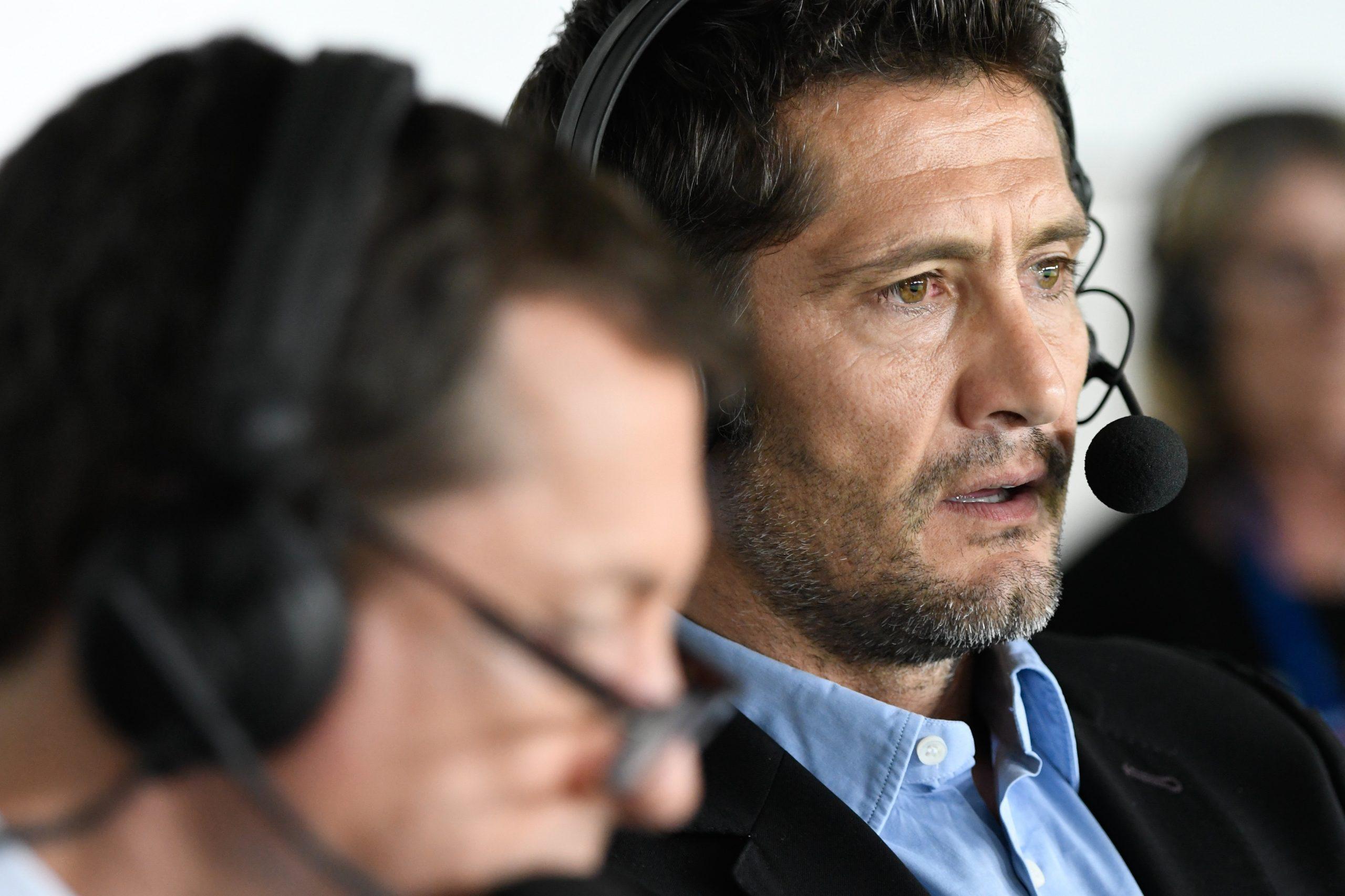 """En LDC, le PSG peut """"regarder les 3  équipes restantes droit dans les yeux"""" assure Lizarazu"""