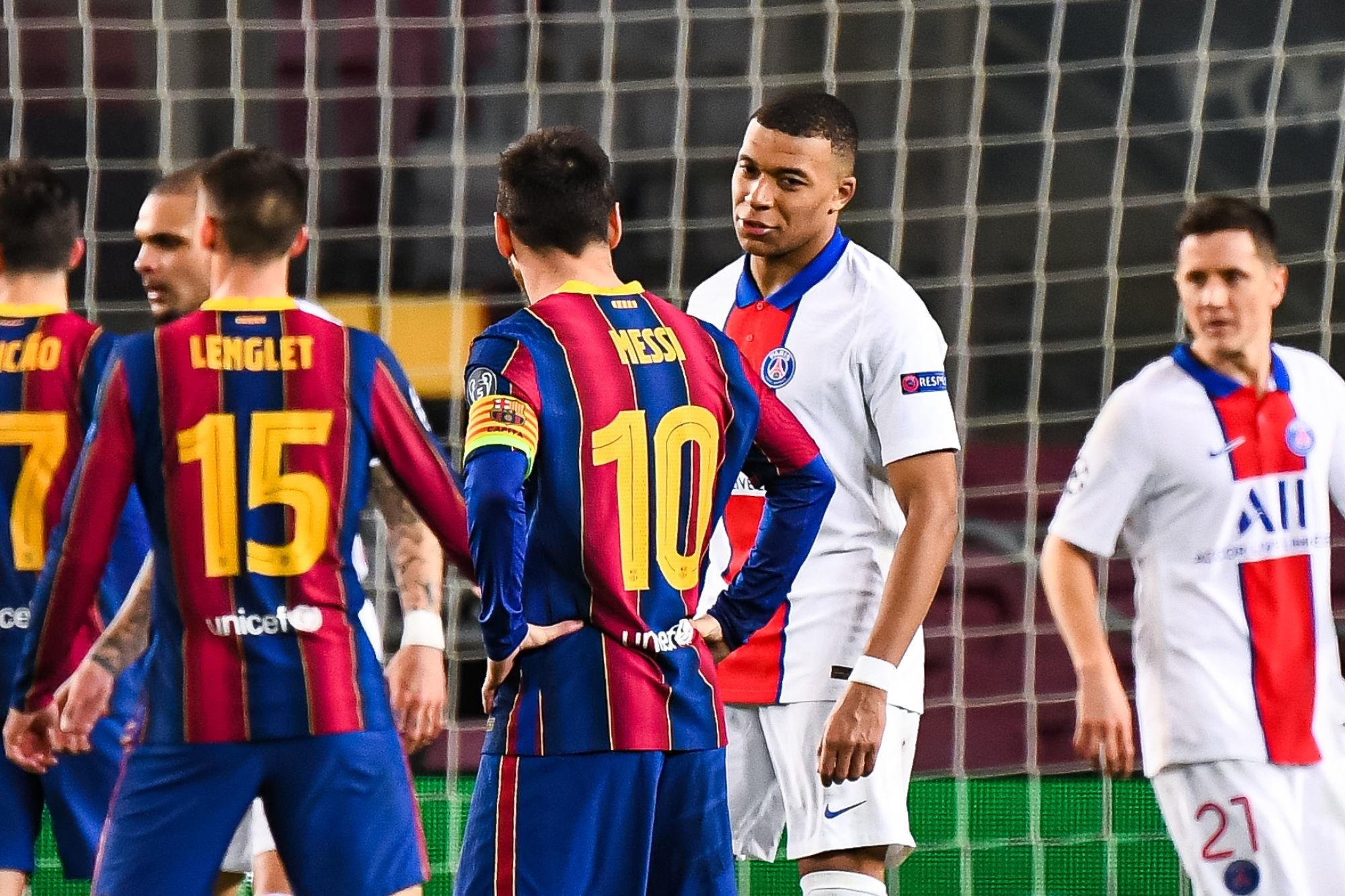 Le PSG attend la réponse de Mbappé et s'est renseigné pour Messi, selon RMC Sport