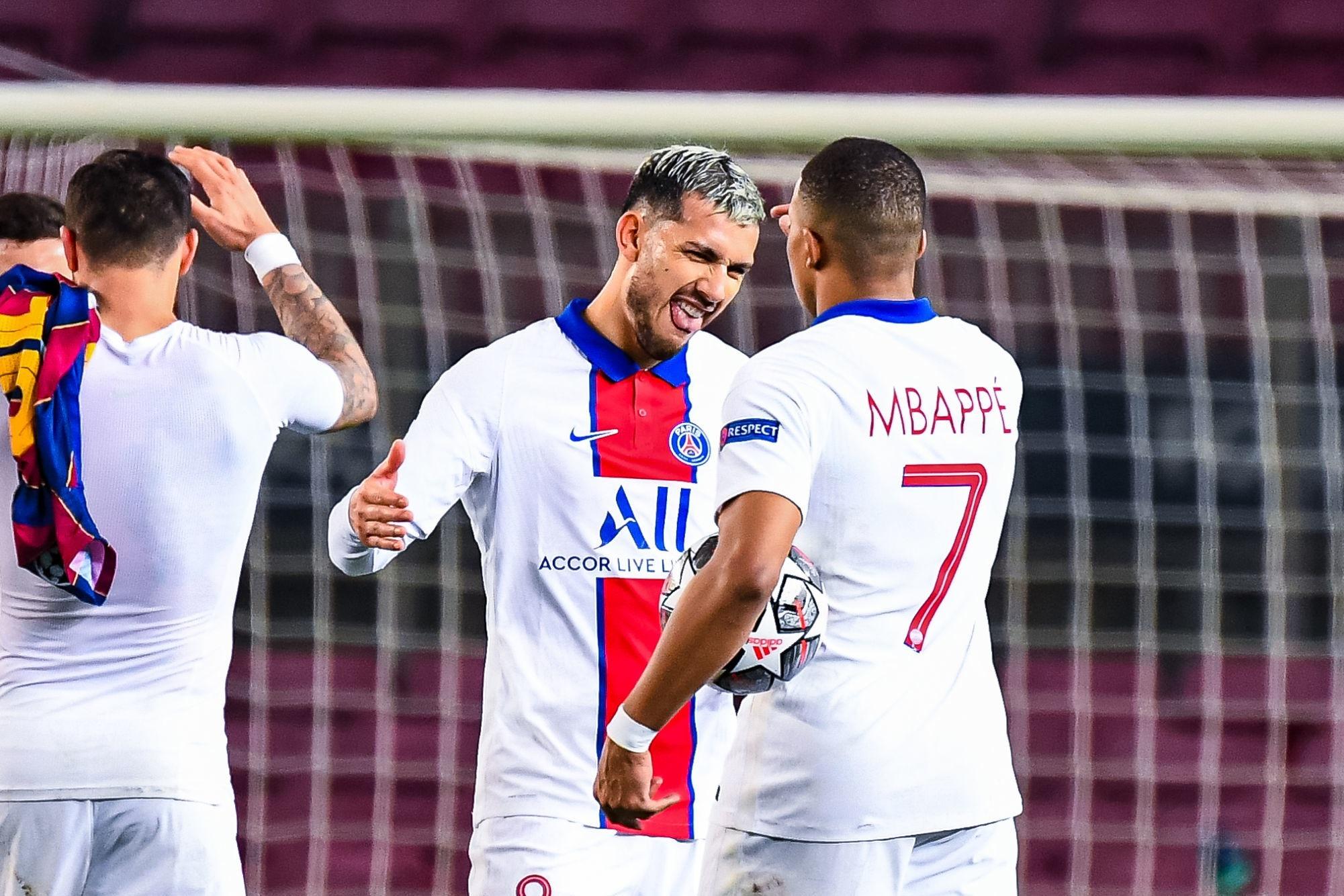 """Barcelone/PSG - Jallet analyse la performance """"énorme"""" de Mbappé"""
