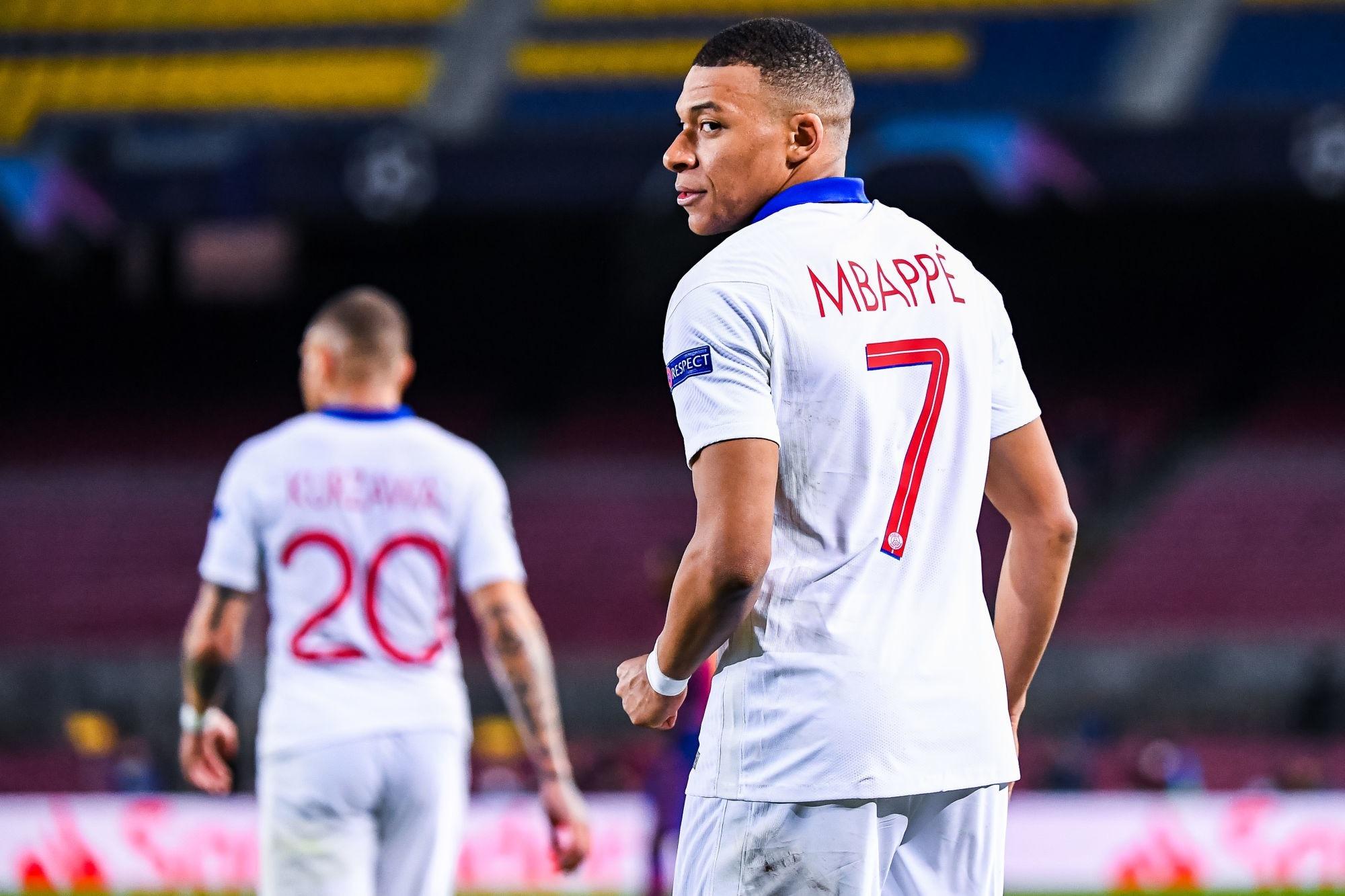 """Maracineanu demande à Mbappé """"reste en France, on a besoin de toi"""""""