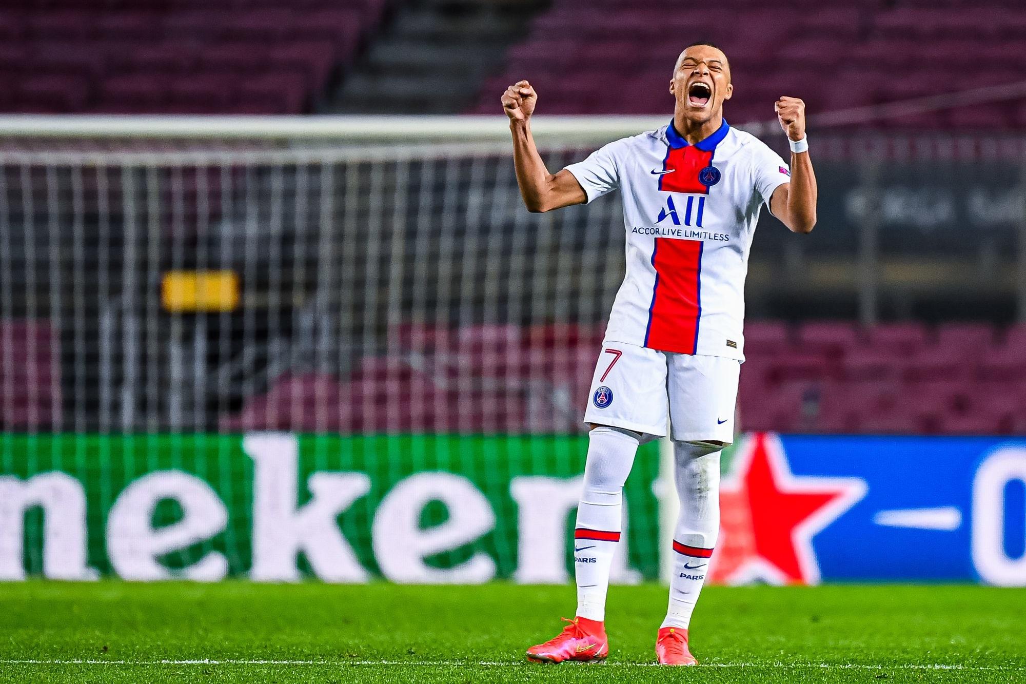 """Bitton a trouvé Mbappé """"fabuleux"""" et voit le PSG gagner la Ligue des Champions avec lui"""