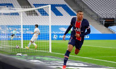 """OM/PSG - Mbappé évoque la victoire et l'envie de """"cumuler les matchs ici"""""""