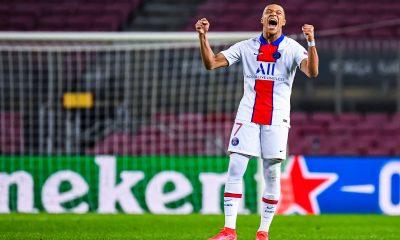 Mbappé largement élu joueur du PSG sur le mois de février par les supporters
