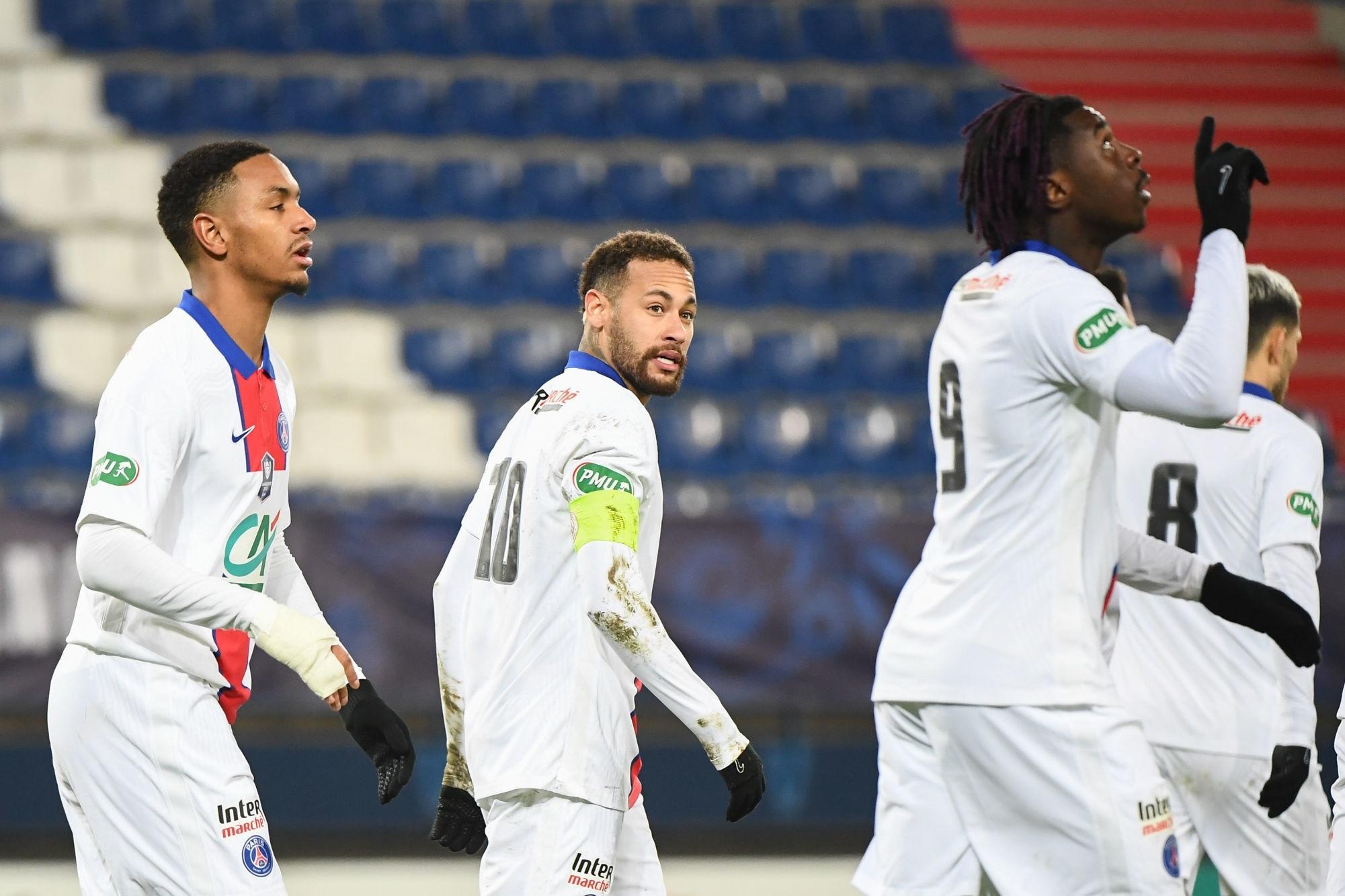 Caen/PSG - Qui a été le meilleur joueur parisien selon-vous ?