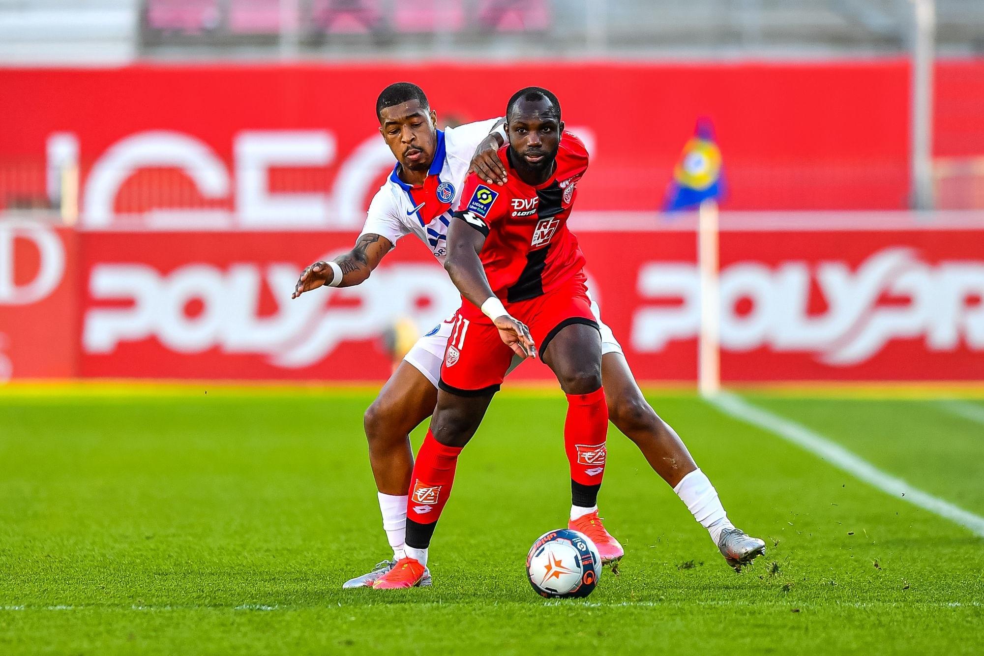 """Dijon/PSG - Konaté souligne """"on a tous vu que Paris est une grande équipe."""""""