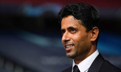 """Barcelone/PSG - Al-Khelaïfi est ravi mais souligne """"il est important de rester calme"""""""