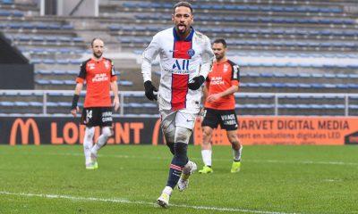 Lorient/PSG - Neymar élu meilleur joueur parisien de la défaite
