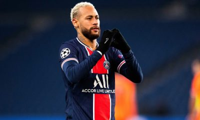 Officiel - Neymar prolonge son contrat au PSG !