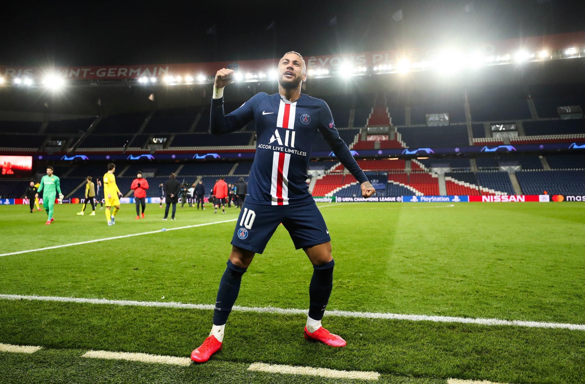 Dortmund chambre le PSG après la défaite à Lorient, Neymar répond