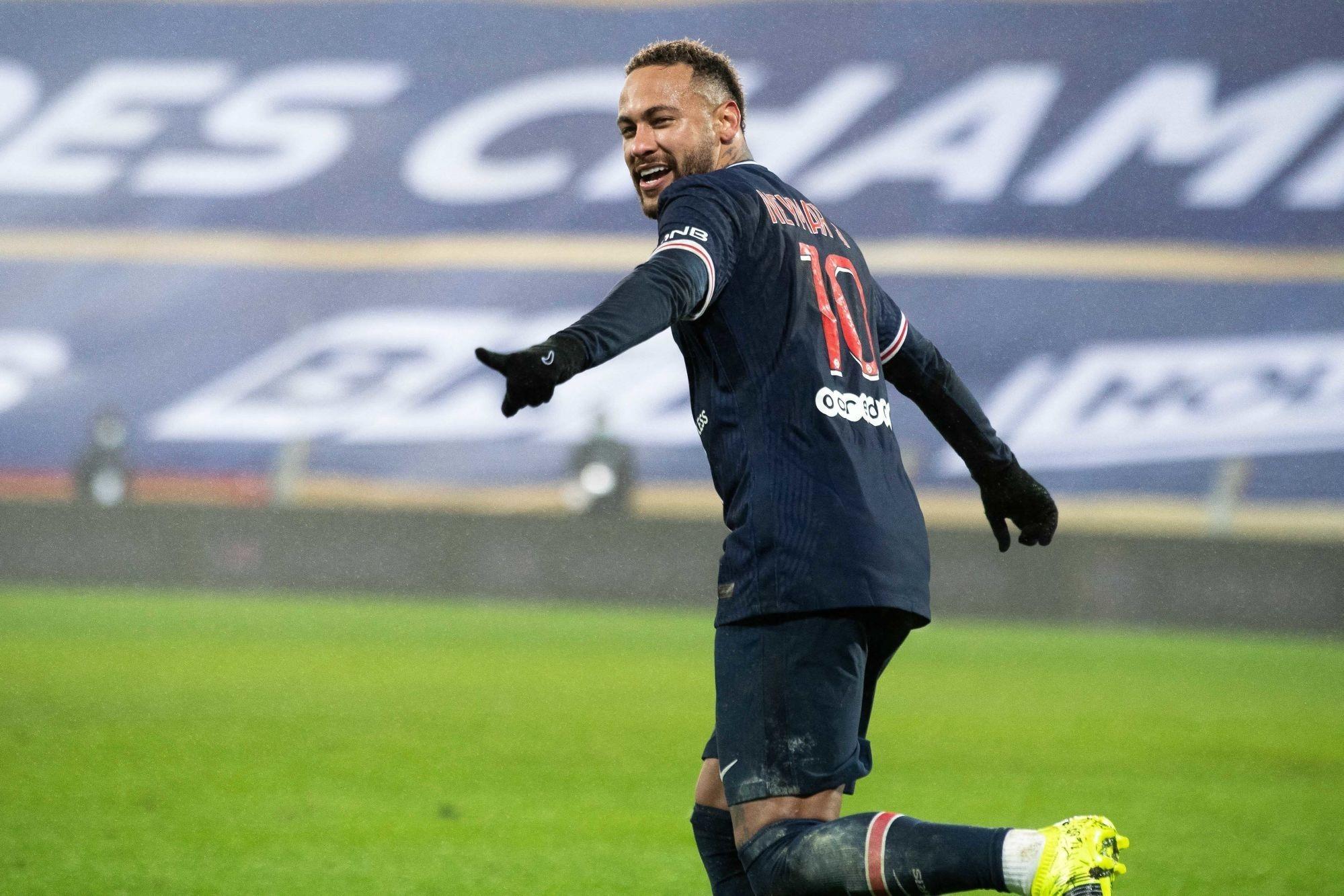 Neymar a repris la course ce jeudi, annonce Le Parisien
