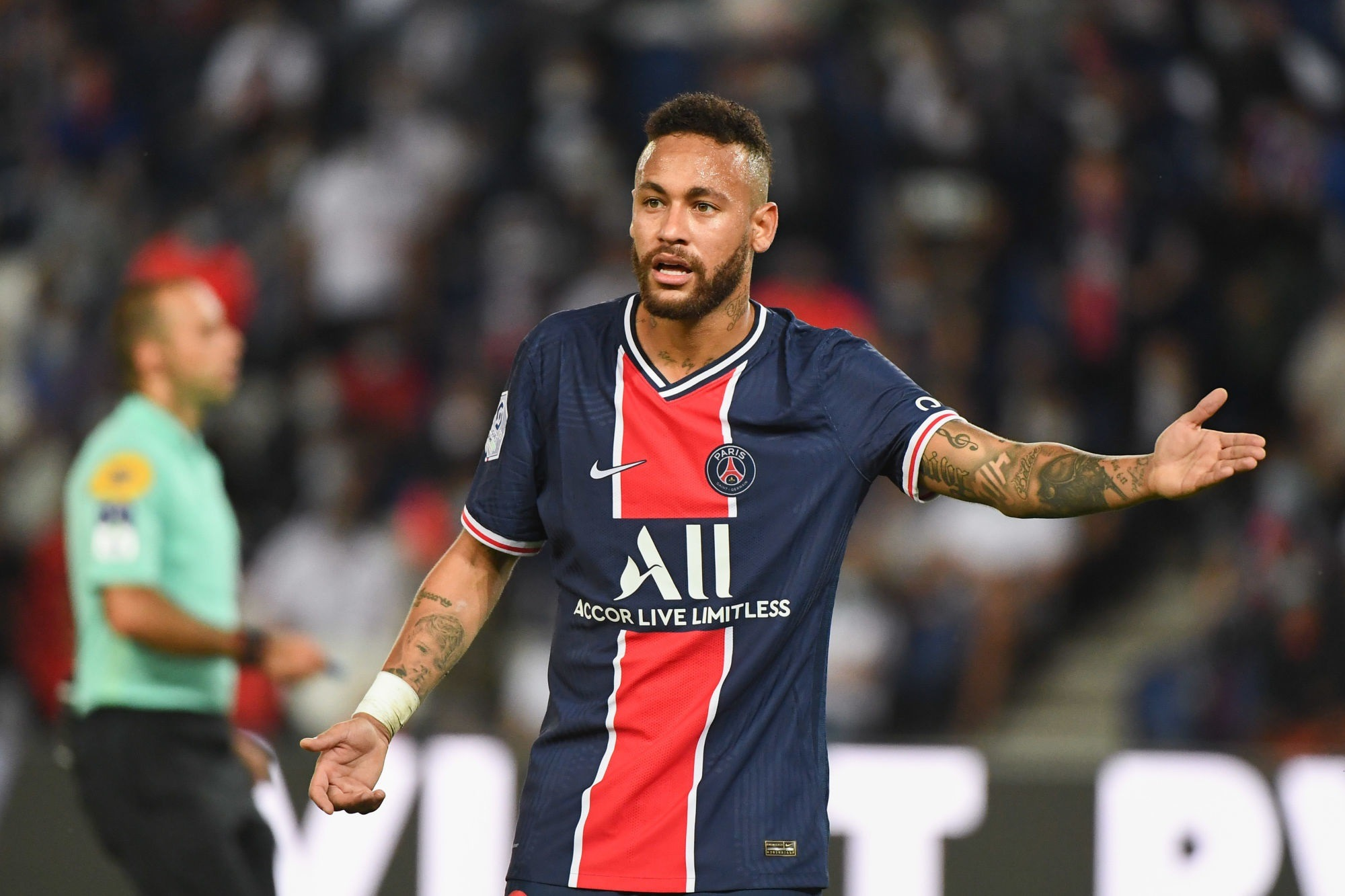PSG/Barcelone - RMC Sport donne des nouvelles de Neymar et Florenzi