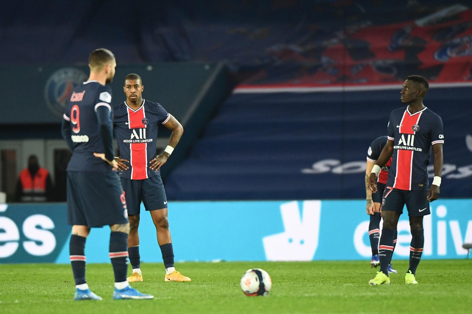 PSG/Monaco - Les notes des Parisiens après une triste défaite