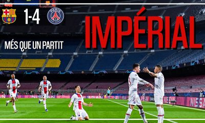 Podcast Barcelone/PSG - Débrief de la démontada, grand collectif et immense Mbappé