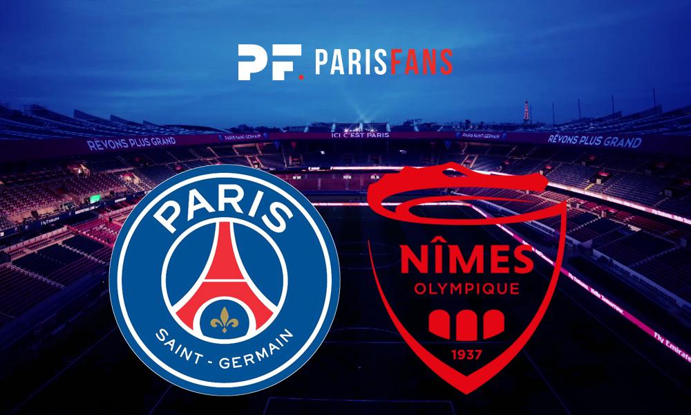 PSG/Nîmes - Le groupe parisien : 7 absents dont Neymar