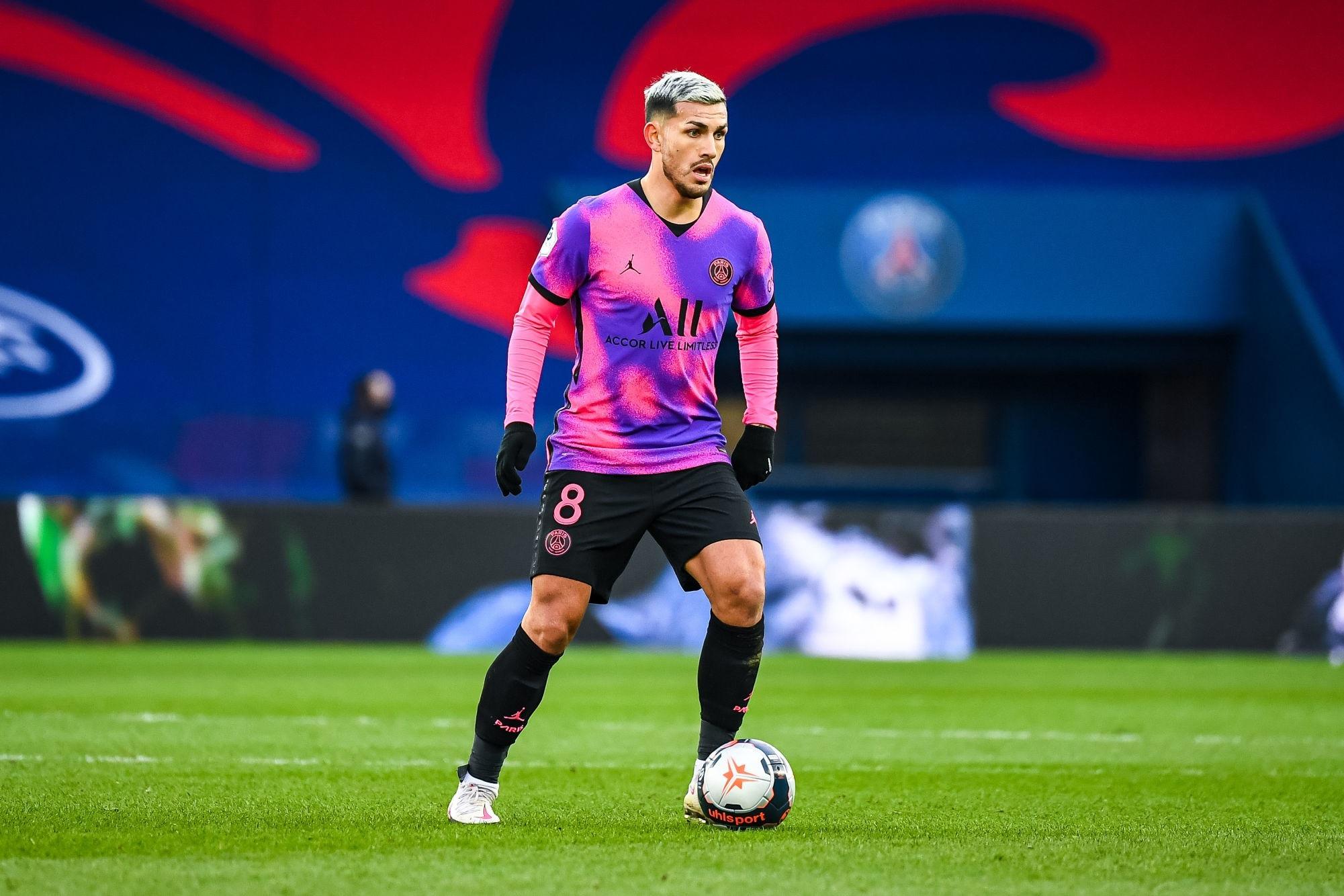 """PSG/Nice - Paredes assure """"la victoire c'est le plus important"""" et évoque le Barça"""