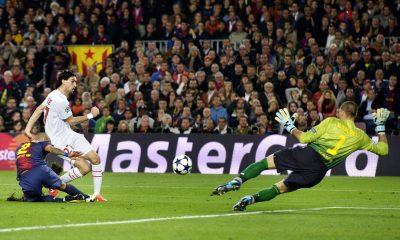 Retrouvez le but de Pastore au Camp Nou contre le Barça en 2013
