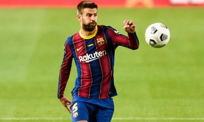 """PSG/Barcelone - Piqué souffre d'une """"entorse"""" du genou et sera probablement forfait"""