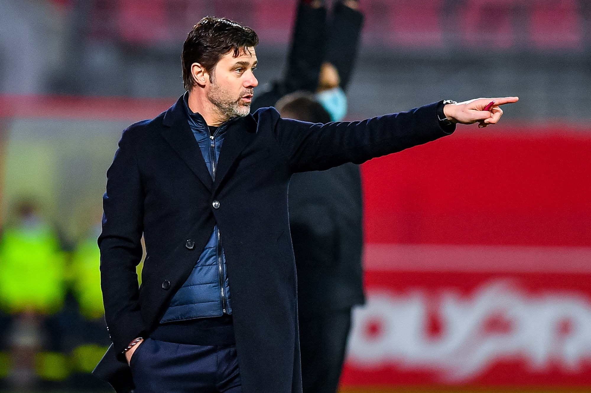 """Dijon/PSG - Pochettino heureux de l'équipe et des joueurs qui le mettent """"dans une position difficile"""""""
