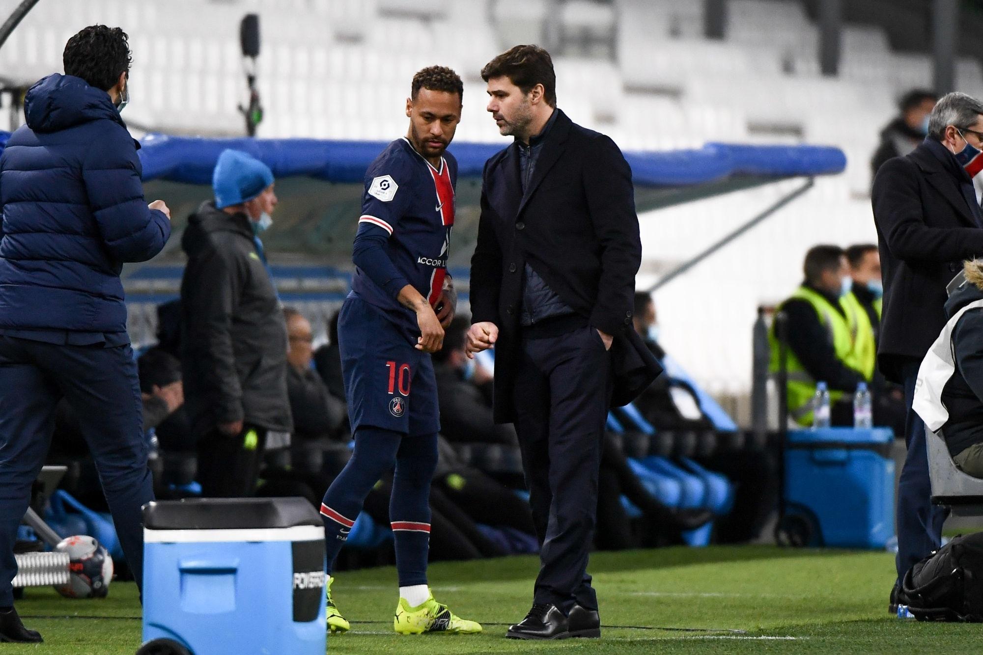 """Pochettino évoque le retour de Neymar et la """"force du groupe"""""""