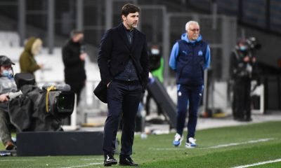 OM/PSG - Pochettino savoure la victoire, puis évoque Di Maria, Verratti et Icardi