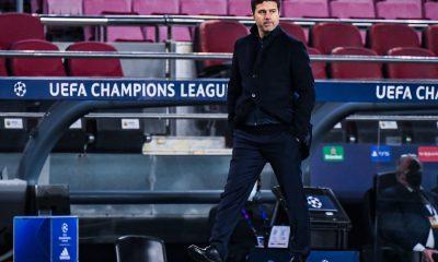 "Barcelone/PSG - L'Equipe raconte le discours de Pochettino après le 1-4 ""Il faut respecter le football"""