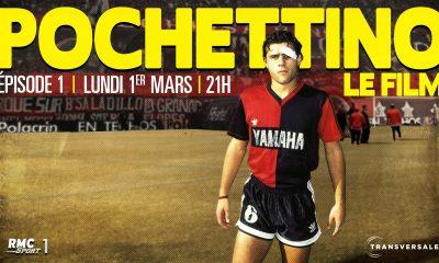 """Retrouvez le 1er épisode de """"Pochettino, le film"""" ce lundi 1er mars à 21h sur RMC Sport"""